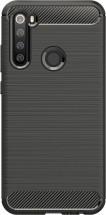 Zadní kryt pro Xiaomi Redmi Note 8T, Carbon, černá