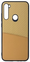 Zadní kryt pro Xiaomi Redmi Note 8T, CarbonPocket, zlatá