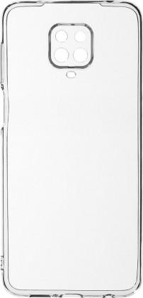 Zadní kryt pro Xiaomi Redmi Note 9, Slim, průhledná