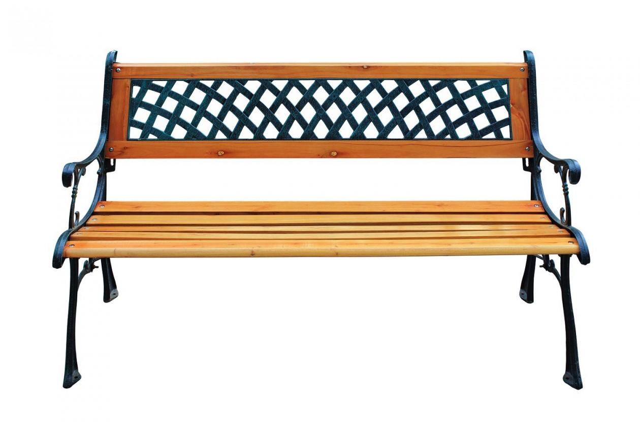Zahradní lavička Zahradní lavička Classic (přírodní)