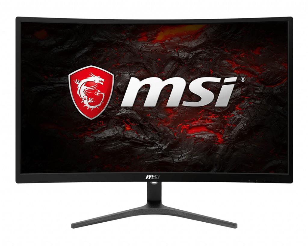 """Základní monitor Herní monitor MSI Optix G241VC 24"""" zakřivený 1920 x 1080 FHD/LED"""