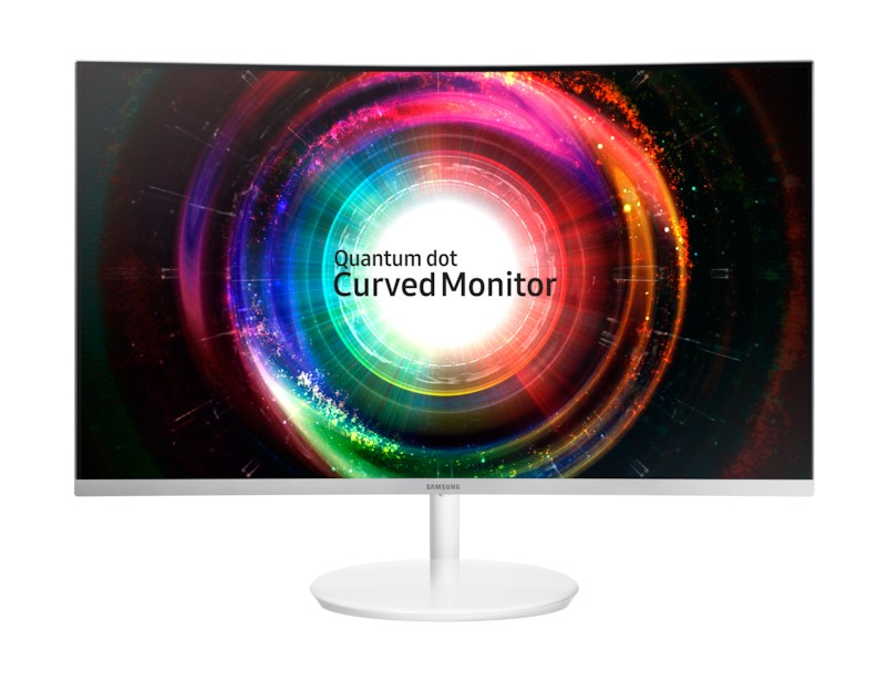 "Základní monitor Samsung C27H711 - LED monitor 27"" LC27H711QEUXEN"