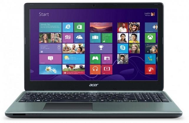 Základní notebook Acer Aspire E1-572P NX.MFSEC.002