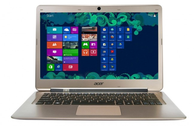 Základní notebook Acer Aspire S3-391 (NX.M1FEC.001) ROZBALENO