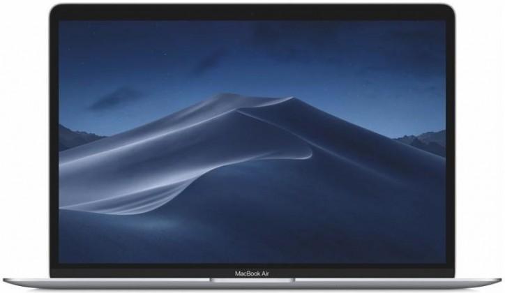 Základní notebook Apple MacBook Air 13'' i5 8GB, SSD 128GB - Silver, MVFK2CZ/A
