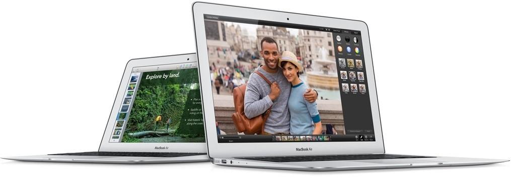 Základní notebook Apple MacBook Air (MD761CZ/A)