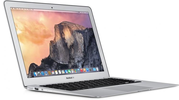 Základní notebook Apple MacBook Air MJVE2CZ/A
