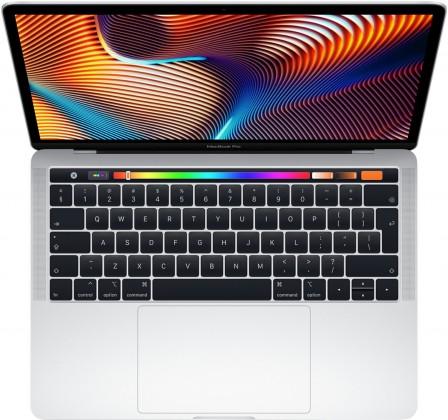 """Základní notebook Apple MacBook Pro 13"""" i5 8GB, SSD 128GB - Silver, MUHQ2CZ/A"""