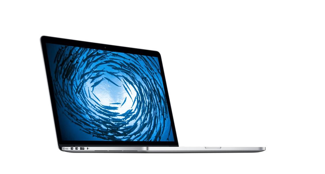 Základní notebook Apple MacBook Pro Retina (ME293CZ/A)