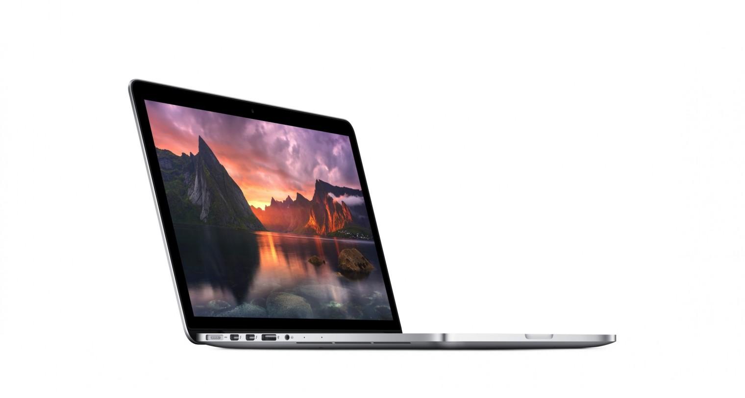 Základní notebook Apple MacBook Pro Retina (ME865CZ/A)