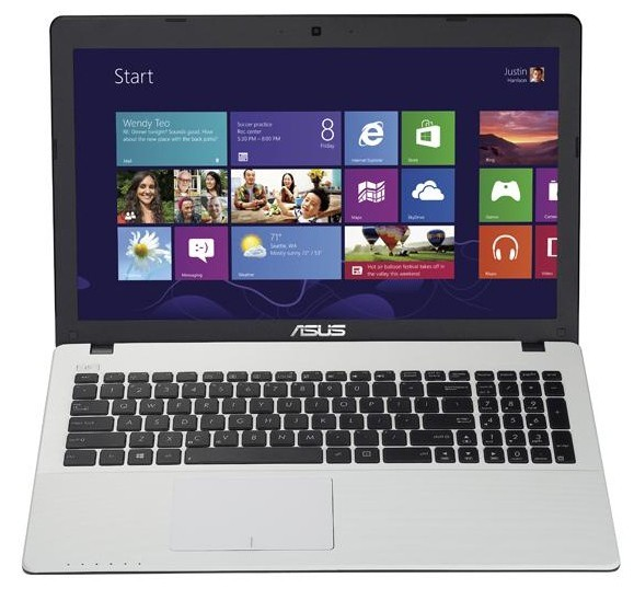 Základní notebook Asus R552MJ-SX002H