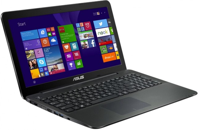 Základní notebook Asus X554LA-XO1726T