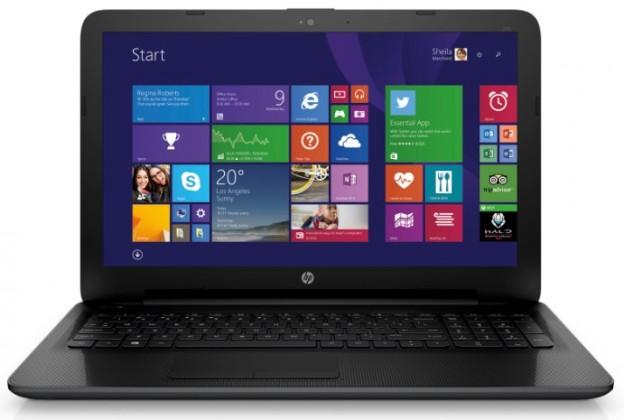 Základní notebook HP 15-ac007 M7U70EA