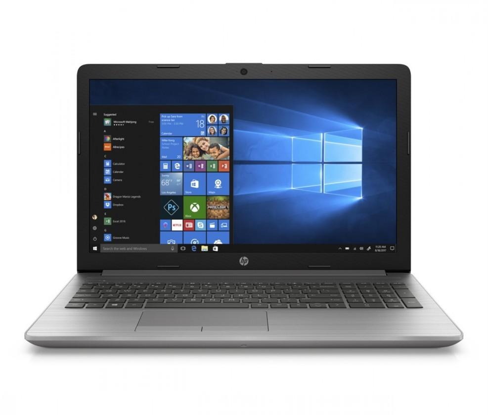Základní notebook HP 250 G7 Intel i3-7020U/8GB/1TB HDD/Intel HD/15,6/Win10 silver