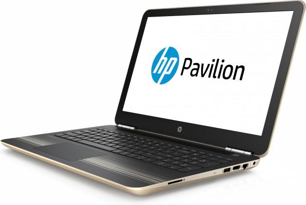 Základní notebook HP Pavilion 15-aw019 Y5K23EA, černá/bílá