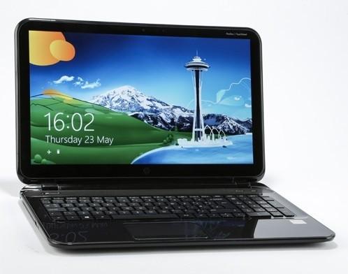 Základní notebook HP Pavilion 15-d050ec (F8R80EA)