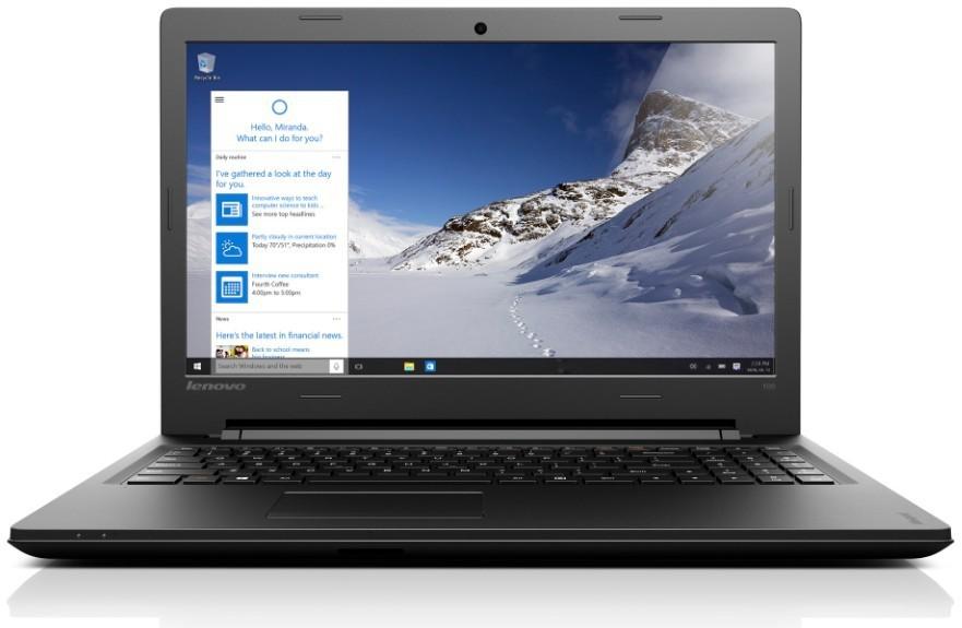 Základní notebook Lenovo IdeaPad 100 80MJ0072CK