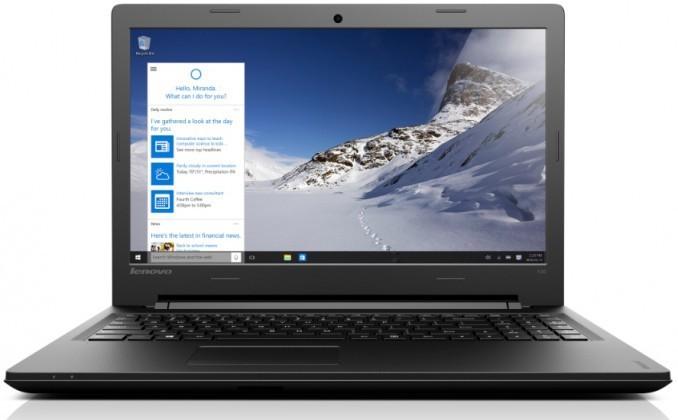 Základní notebook Lenovo IdeaPad 100 80QQ007DCK