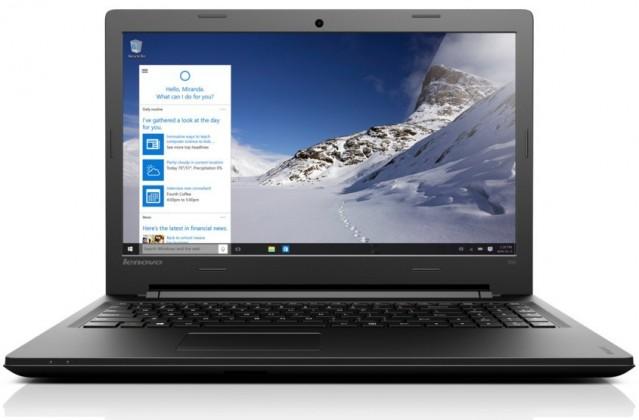 Základní notebook Lenovo IdeaPad 100 80QQ007PCK