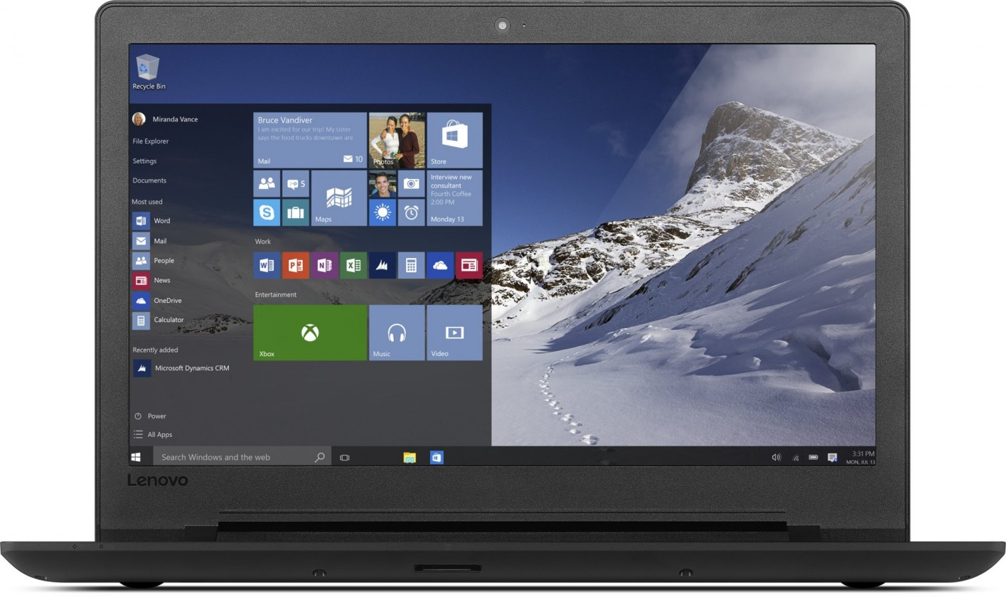 Základní notebook Lenovo IdeaPad 110 80TJ0062CK