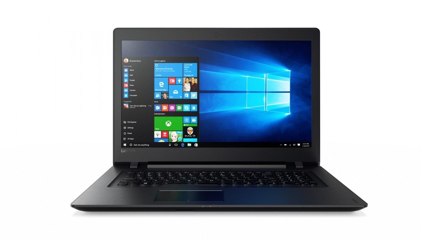 Základní notebook Lenovo IdeaPad 110 80VK0008CK, černá