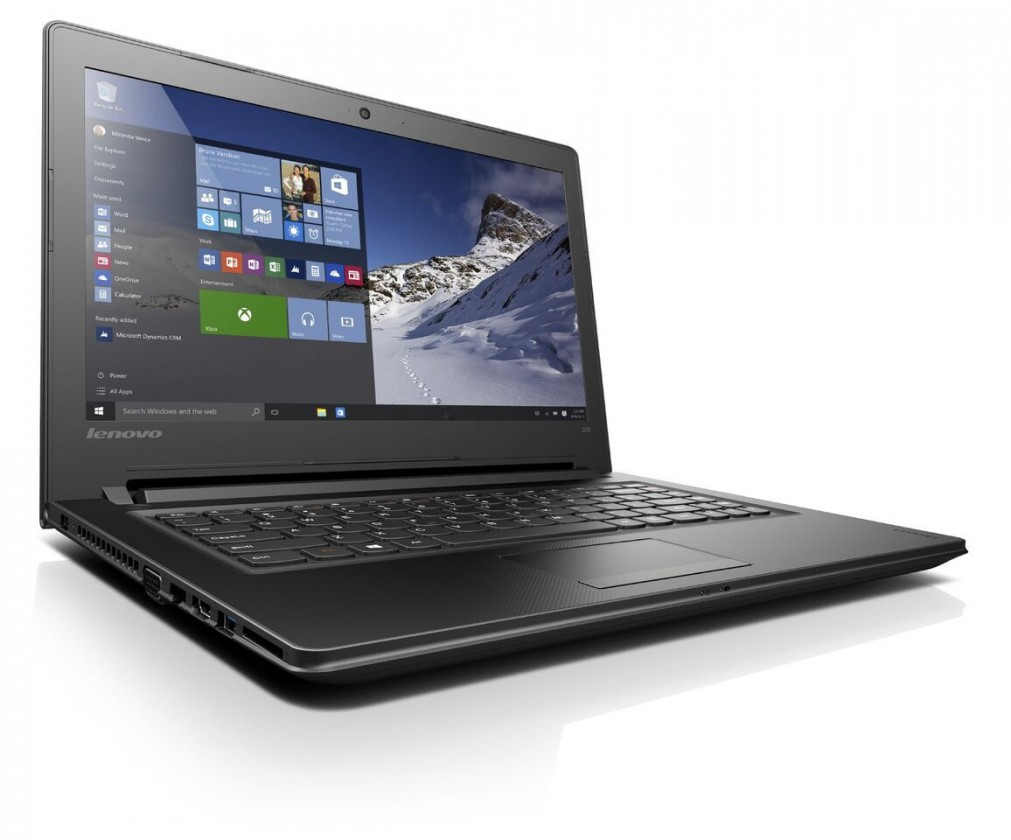 Základní notebook Lenovo IdeaPad 300 80M2001MCK
