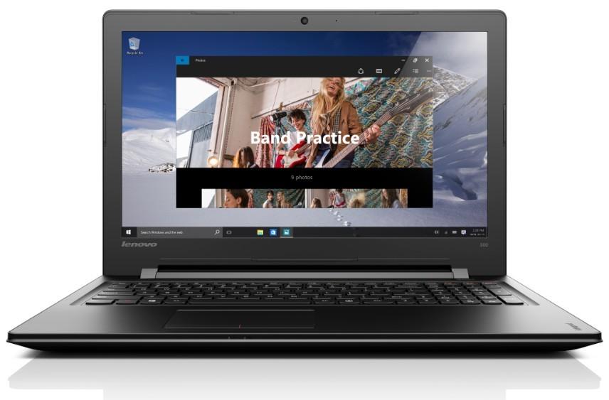 Základní notebook Lenovo IdeaPad 300 80M3003RCK