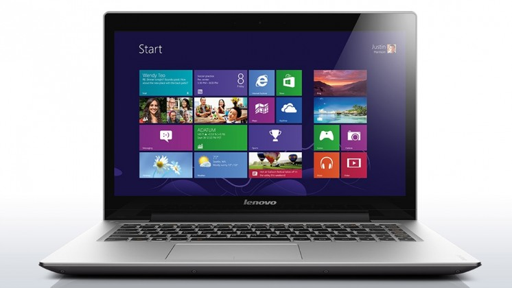 Základní notebook Lenovo IdeaPad U430 Touch (59392729)