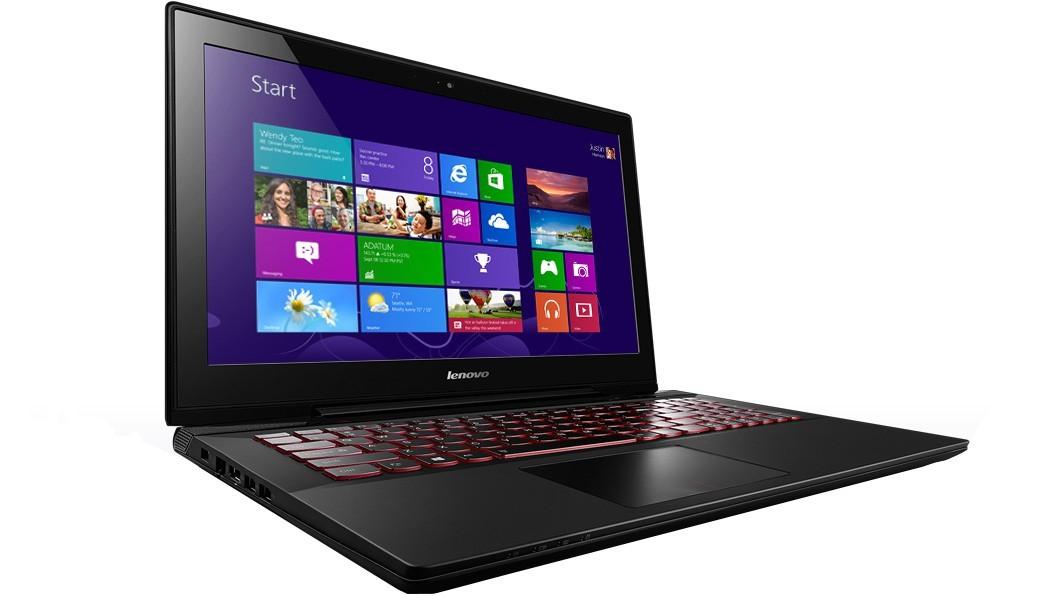 Základní notebook Lenovo Notebook High-End Multimedia Y50-70 BLACK 59-442809