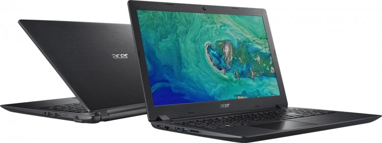"Základní notebook notebook acer aspire 3 15,6"" amd a4 8gb, hdd 1tb, nxgq4ec003 Acer"