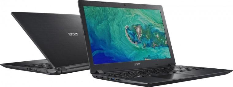 "Základní notebook Notebook Acer Aspire 3 15,6"" AMD A4 8GB, HDD 1TB, NXGQ4EC003"