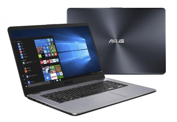 Základní notebook Notebook Asus 15,6, A6, 8GB RAM, 1128GB HDD+SSD