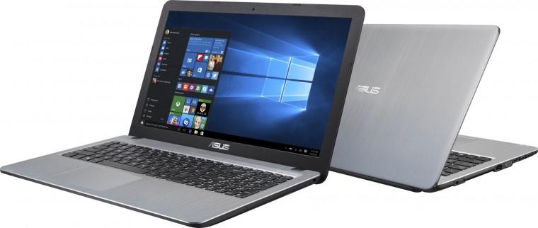 "Základní notebook Notebook ASUS VivoBook 15"" Pentium 4GB, SSD 256GB, X540MA-DM305T"