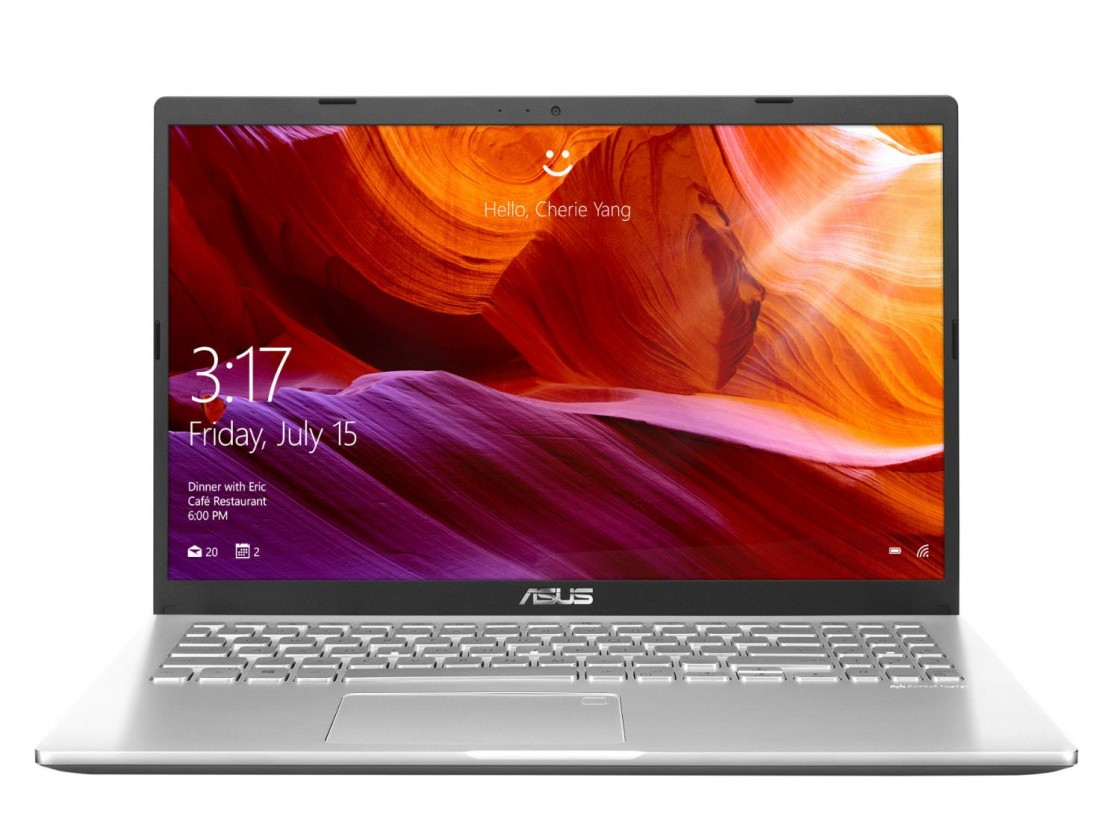 "Základní notebook Notebook ASUS X509UB 15,6"" i3 8GB, SSD 256GB, W10, X509UB-EJ010T"