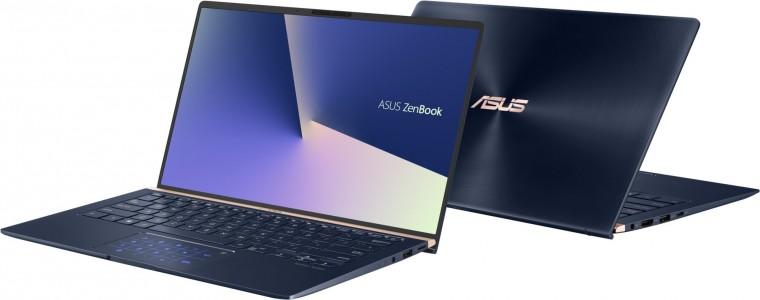 "Základní notebook Notebook ASUS ZenBook 14"" i7 16GB, SSD 512GB, UX433FN-A5104T"