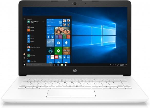 "Základní notebook Notebook HP 14"" Intel Celeron 4GB, 64GB, bílý 4XX13EA"
