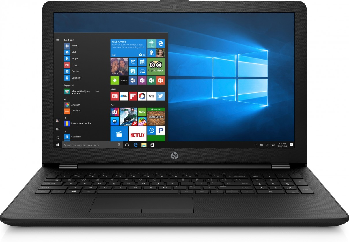 "Základní notebook Notebook HP 15,6"" AMD A4 9120 4GB, HDD 500GB, rb085nc"