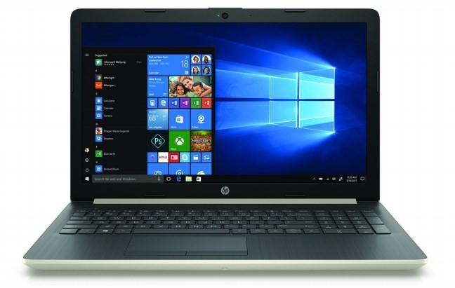 """Základní notebook Notebook HP 15-db1401nc 15.6"""" FHD Ryzen 3 8GB, HDD 2TB, 2GB"""