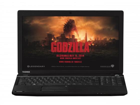 Základní notebook Toshiba Satellite C50-A-1JT (PSCJGE-001002CZ)