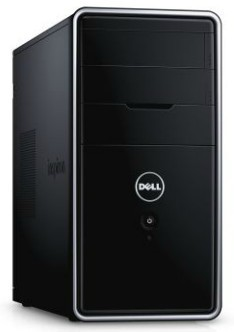 Základní PC sestava DELL Inspiron 3847/Pentium DC G3240/4GB/500GB/GT705 1GB/WiFi/W7P