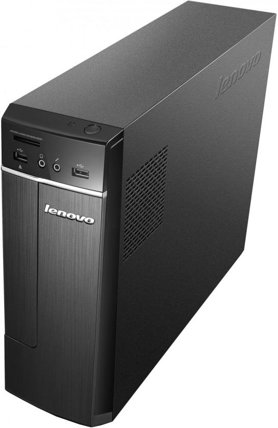 Základní PC sestava Lenovo Desktop Traditional H30-00 Black 90C2004GCK