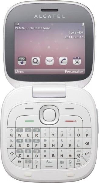 Základní telefon ALCATEL ONETOUCH 810 Pink