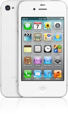 Základní telefon Apple iPhone 4S 64GB White