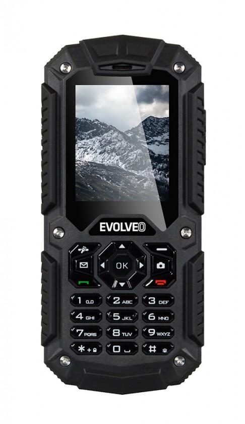 Základní telefon Evolveo StrongPhone X2, černá