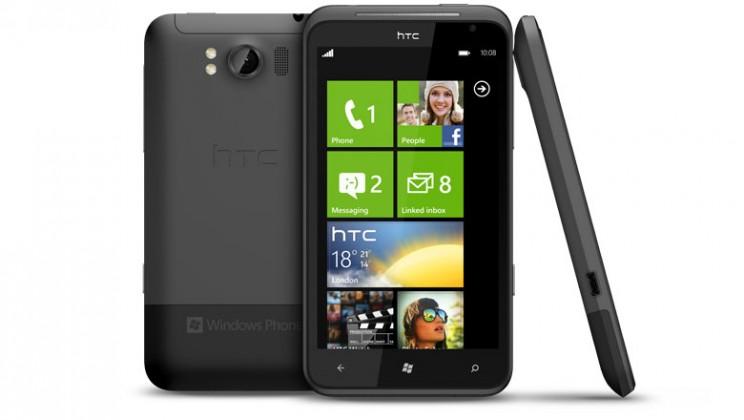 Základní telefon HTC Titan Carbon Grey