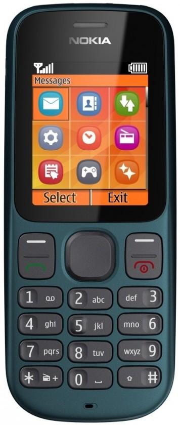 Základní telefon Nokia 100 Legion Blue