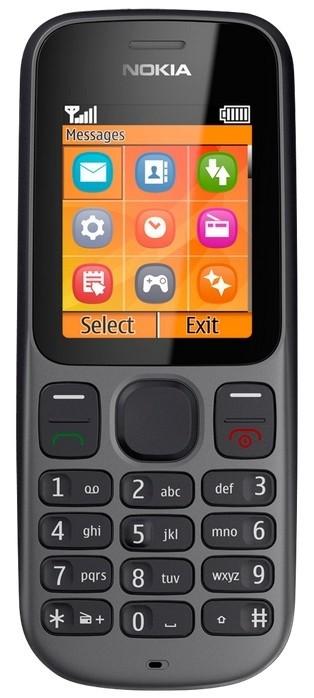 Základní telefon Nokia 100 ROZBALENO