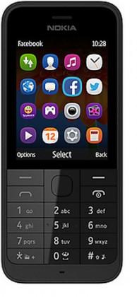 Základní telefon Nokia 220 Black