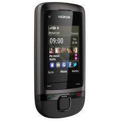 Základní telefon Nokia C2-05 Dark Grey