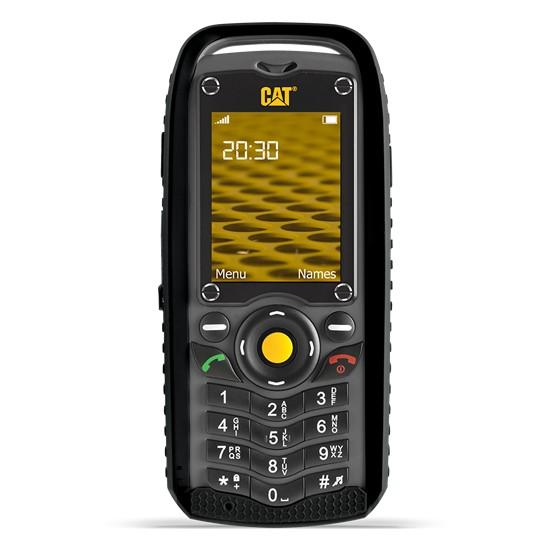 Základní telefon Odolný telefon Caterpillar CAT B25, černá